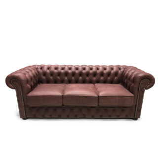 Chesterfield 3-sits Soffa